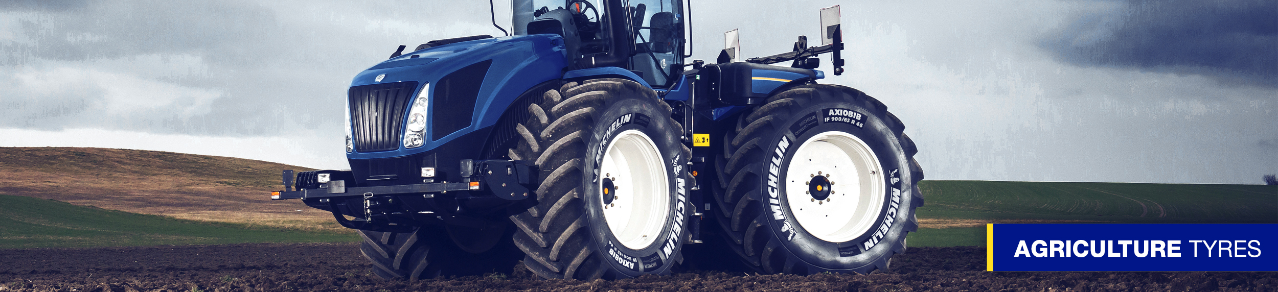 AGRICULTURE-TYRES